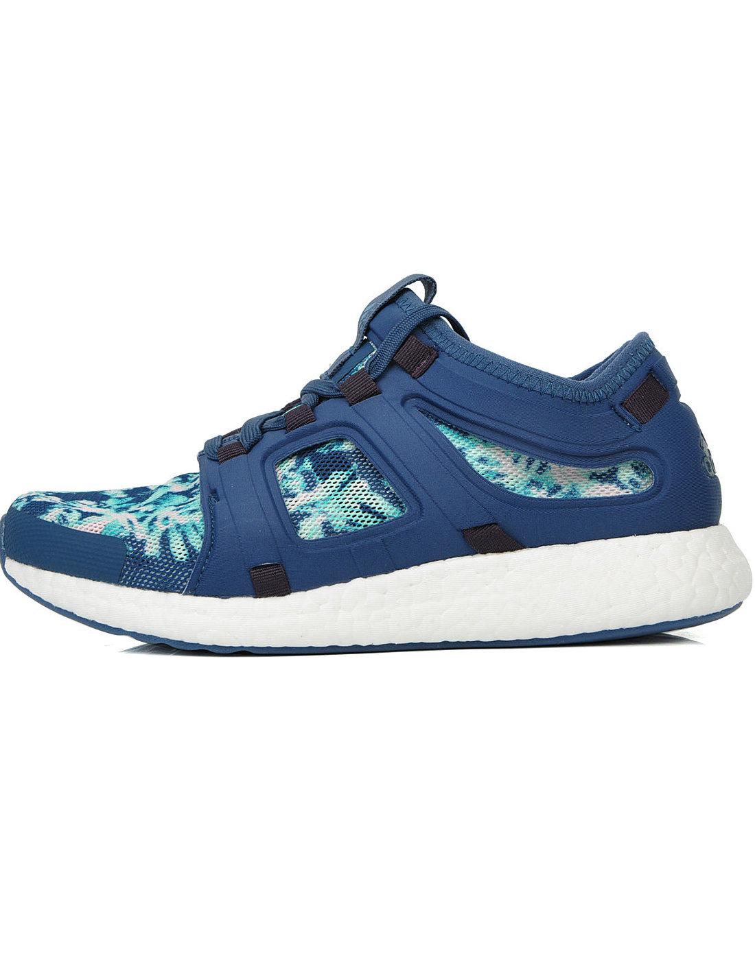 newest 1cfd0 d8648 Adidas-Chaussures-de-course-Running-Shoes-Femme-Blue-