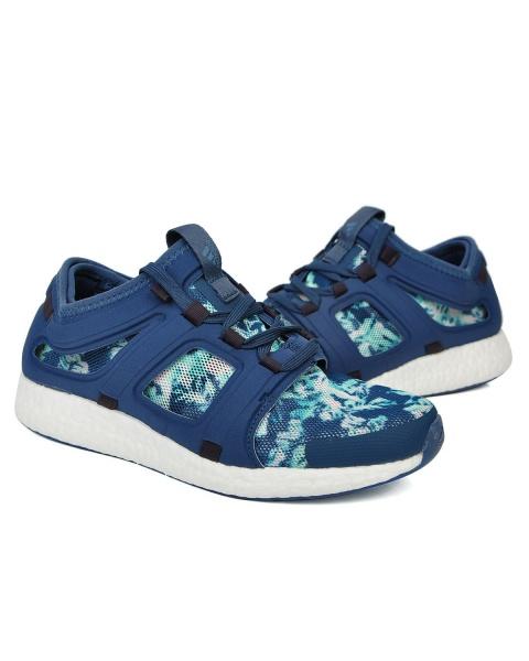 big sale 1c8ec d6ddc Pied de à de los curso de impulso Original mujeres Marina-Chaussures de  azul- ...