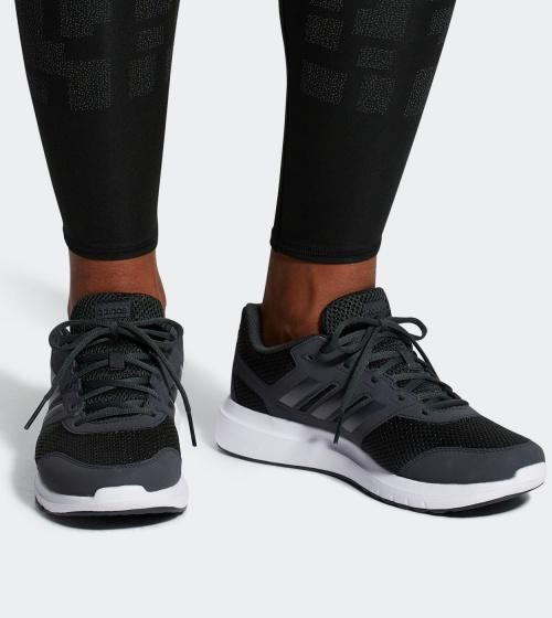 new concept acf48 67c5a ... Scarpe Corsa Running Originale Adidas Duramo Lite 2.0 Uomo 2018 NERO - Running  Shoes Original Gym ...