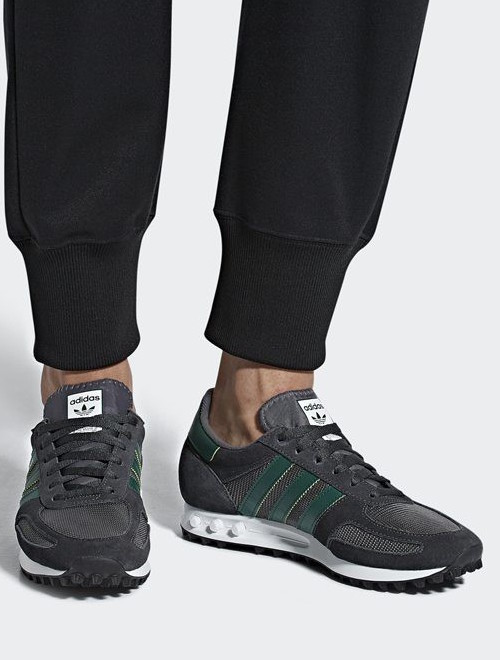 scarpe adidas trainer uomo nere