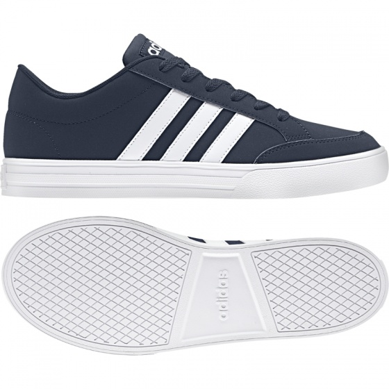 Scarpe Adidas Neo VS SET Ginnastica Sneakers Originale Uomo 2017 Blu - Adidas  Shoes Sneakers Neo ...