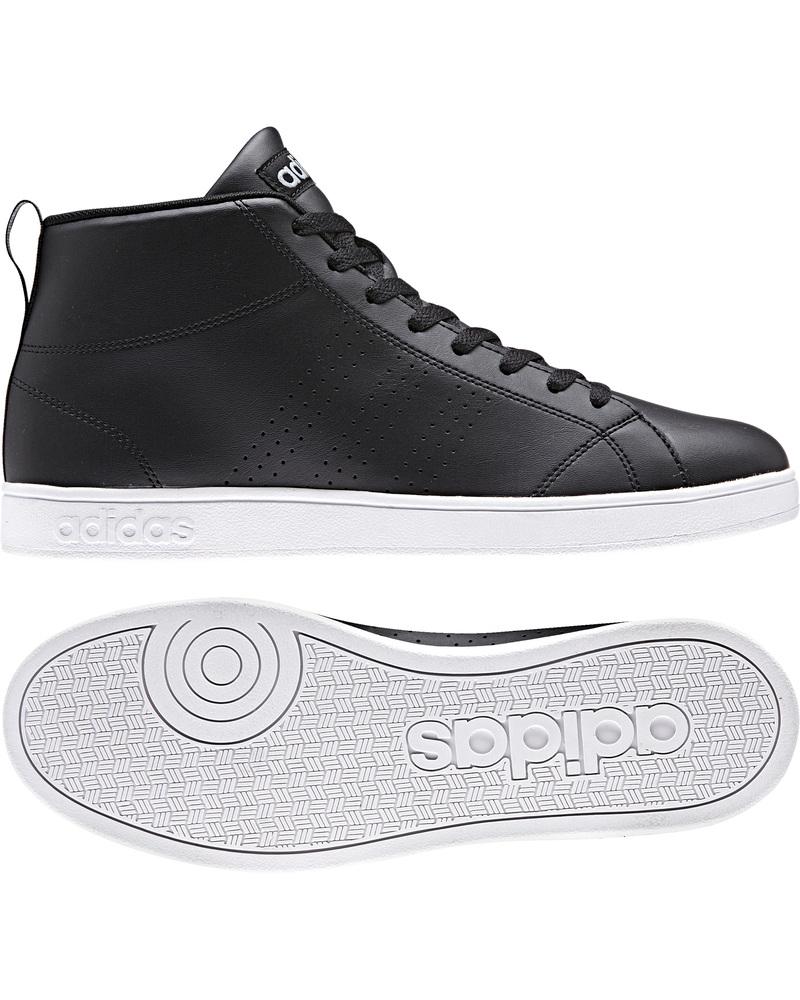 Adidas Sport Schuhe Trainers Boots Shoe advantage stan smith Style Schwarz