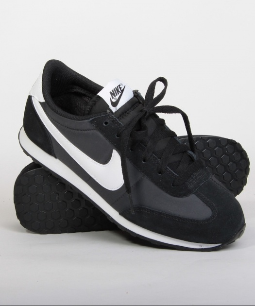 acheter populaire 6d297 7f005 Details about Nike Sneakers Shoes Sport Mach Runner Black lifestyle  sportswear Men