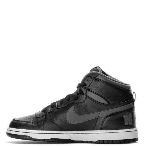 Nike Sport Schuhe Boots Shoe Basketball Schwarz Big Hoch 2017 Herren