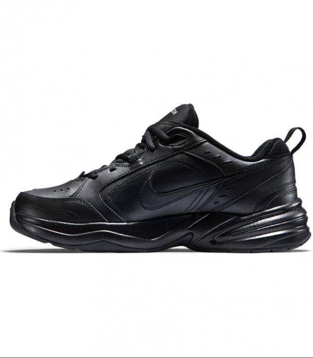 Scarpe da ginnastica Nike Air Monarch IV Training Uomo Sneakers Nero bianco  - Training Shoes Sneakers ...