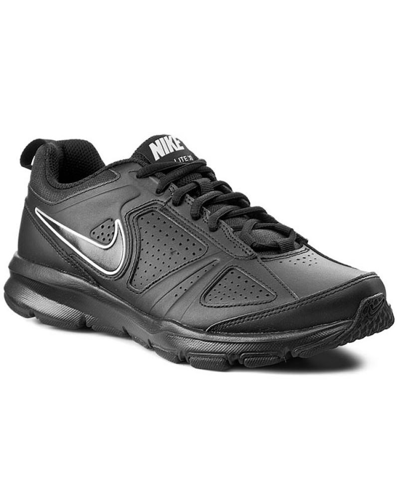 Nike-Scarpe-sneakers-Palestra-Jogging-Ginnastica-Nero-T-LITE-XI miniatura 8
