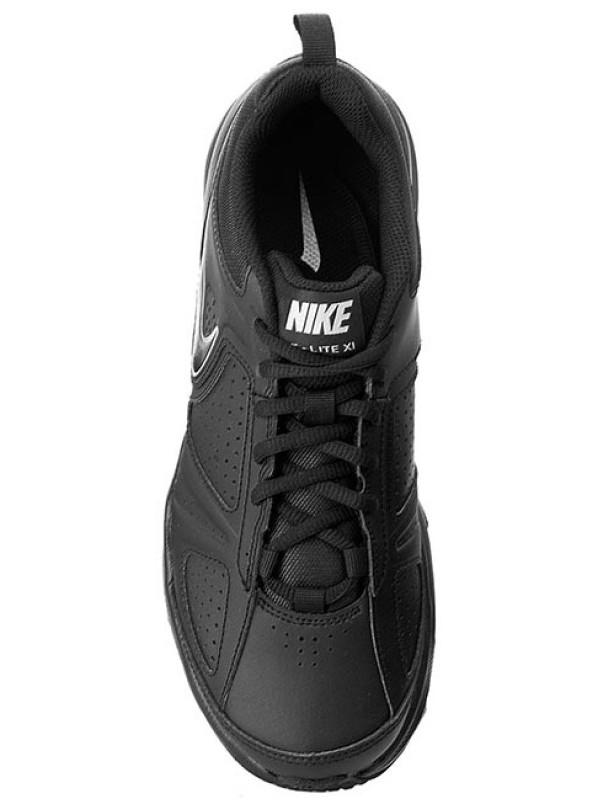 Nike-Scarpe-sneakers-Palestra-Jogging-Ginnastica-Nero-T-LITE-XI miniatura 3