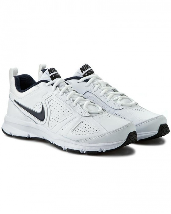 ... scarpe ginnastica sneakers palestra Nike T-LITE XI Bianco uomo - gym  shoes sneakers gym c153a14f33f