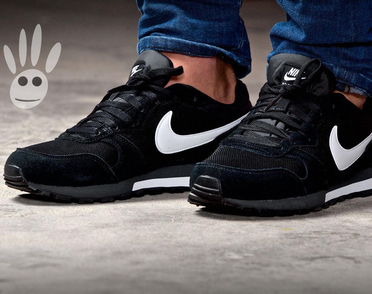 Nike Chaussures sportif sportswear MD 2 Runner 2 MD Noir 87a8cb