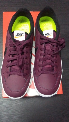 reputable site a67b7 aabe9 Scarpe Ginnastica Sneakers Originale Nike Meadow 16 Leather Uomo 2016  Amaranto - Gymnastics shoes Sneakers Original ...