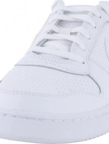 innovative design 894c7 a0bdb ... Scarpe da Ginnastica Sneakers Originale Nike Court Borough Low Uomo  Bianco Modello Air Force - Sports ...