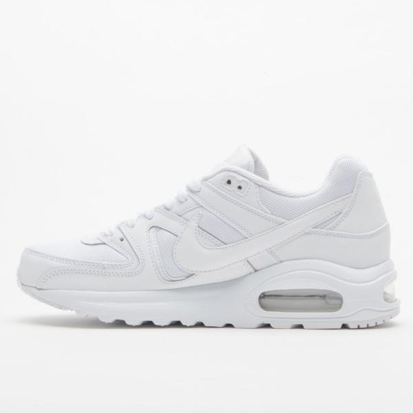 Dettagli su Nike Scarpe Sportive Sneakers Air Max Command Bambino Donnna Bianco