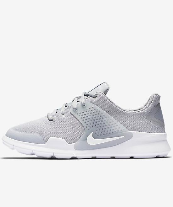Scarpe NIKE Sneaker arrowz 902813 001 Wolf Grey/White Grigio Nuovo