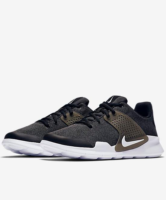 Nike Scarpe Sneakers Trainers Sportive Ginnastica Tennis Arrowz Grigio scuro Scarpe classiche da uomo