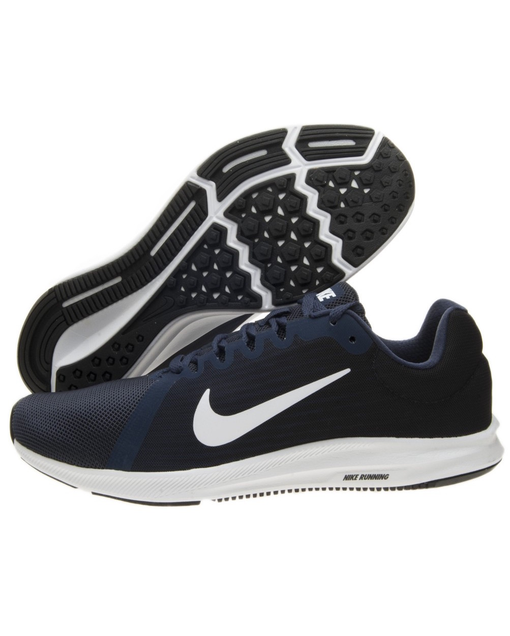 Nike Scarpe Palestra Jogging Ginnastica Sneakers Running DownShifter 8 Blu fdc099256bf
