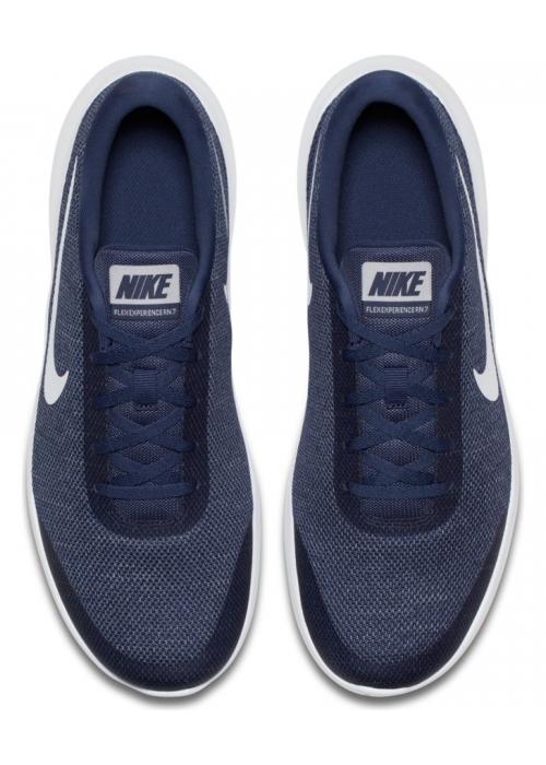 f63aa35a2 ... Nike Scarpe Sneakers Ginnastica Running Flex Experience Run 7 Blu Uomo  7 Nike Scarpe Sneakers Ginnastica Running Flex Experience Run 7 Blu Uomo 7  7 di 8 ...