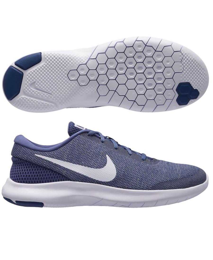 c95dc81d77d Chaussures sportif Sneakers Running Flex Experience Run 7 Blue Homme 4 4  sur 8 ...
