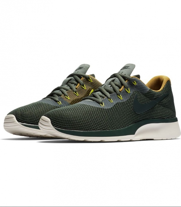 ... Gymnastics shoes Nike Sneakers original Green Man-Style Racer Tanjun  Roshe Shoes Sneakers Nike Tanjun ...