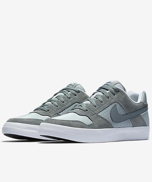 Nike DELTA FORCE VULC Sport Lifestyle Schuhe Sneakers Schuhe Sportswear Lifestyle Sport Grau d0c1bd