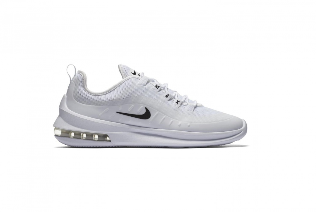 ... Scarpe Ginnastica Sneakers Nike Air Max AXIS Running Uomo Bianco  Originale - Sport boots shoes Running ...
