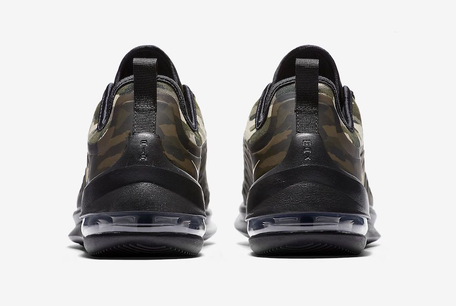 new product d9358 f4b98 Nike Chaussures sportif Shoes Sneakers Air Max Axis Premium Camouflage 6 6 sur  8 ...