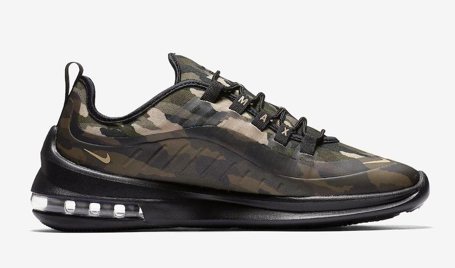 Nike Scarpe Sneakers Sportive Air Max Axis Premium Camouflage