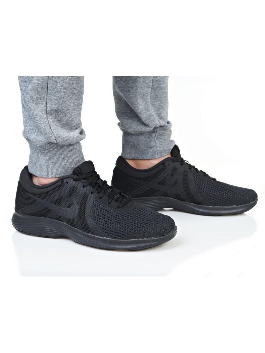 Nike Scarpe Sneakers Palestra Ginnastica Revolution 4 Total noir fonctionnement