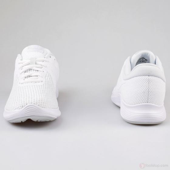 b3ecb20661e38 ... Scarpe Ginnastica Sneakers Running Nike Revolution 4 Uomo Bianco  Originale - Sport Gym Trainers Shoes Sneakers