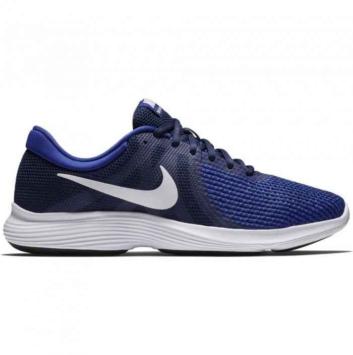 22d4f25422a67 ... Scarpe Ginnastica Sneakers Running Nike Revolution 4 Uomo Blu Originale  - Sport Trainers gym Shoes Sneakers ...