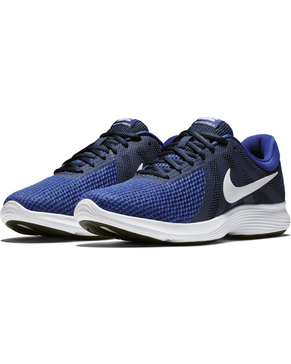 Chaussures sportif Sneakers Trainers Shoes Sport Running Revolution 4 Blue