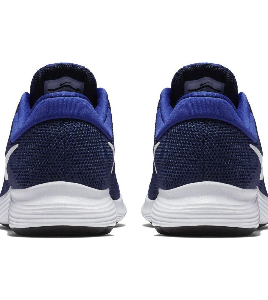 7f52bc581d7f2 Nike Scarpe Sneakers Palestra Jogging Ginnastica Running Revolution 4 Blu