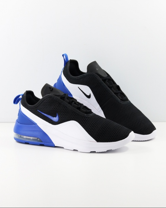 Nike Sport Schuhe Shoe Sneakers Air Max Motion Blau