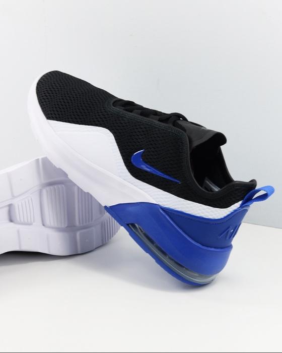 Dettagli su Nike Scarpe Sportive Sneakers Air Max Motion Blu Sportswear Uomo