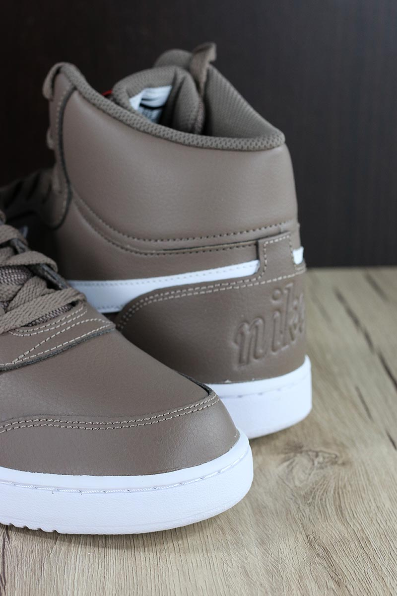 Ebernon Shoes Sneakers Sportif Sportswear Marron Lifestyle Chaussures Mid Nike xqUTIHvBw
