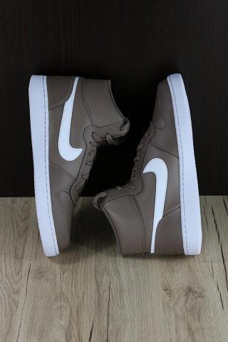 huge discount 8313b 6d6a1 Scarpe Sportive Sneakers Nike EBERNON MID lifestyle Sportswear Caviglia  alta Originale Uomo Marrone - Sport Shoes ...