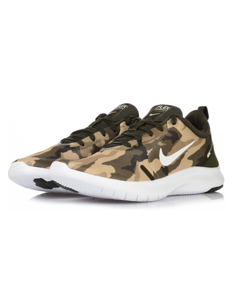Schuhe Sportswear Sneakers Erfahrung Flex Nike Sport Lauf Camo Schuh Run 8 CBxoWerd