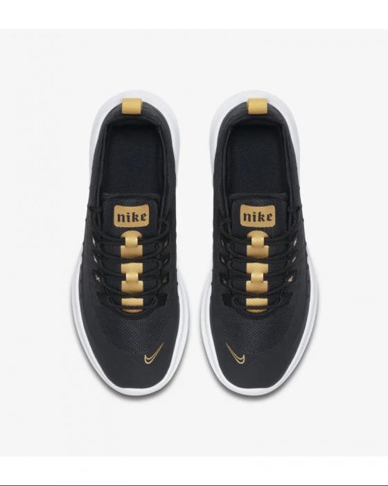 Dettagli su Nike Scarpe Sneakers Air MAx Axis VTB Ragazzo Donna Nero