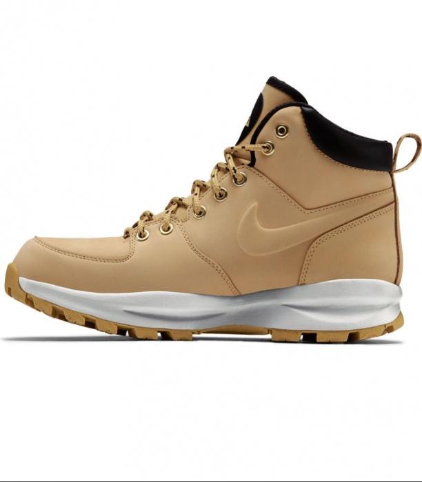 huge selection of a1a91 d778a ... Scarpe da ginnastica Sneakers Scarponcini Nike Manoa Leather - Sneakers  Shoes Nike Manoa Leather Boots Yellow