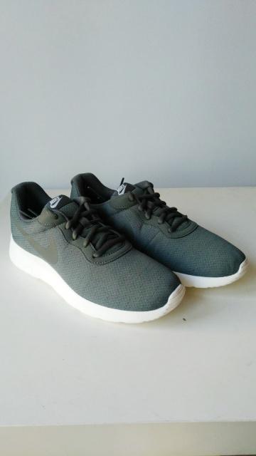 ... Scarpe Ginnastica Sneakers Originale Nike Tanjun Roshe Style Uomo  grigio verde - Sneakers Sport boots shoes 32c76ce4a61