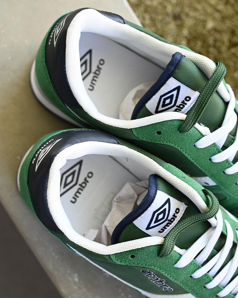 Umbro-Scarpe-Sportive-Sneakers-Footwear-Uomo-Verde-Flash-SD-lifestyle miniatura 5