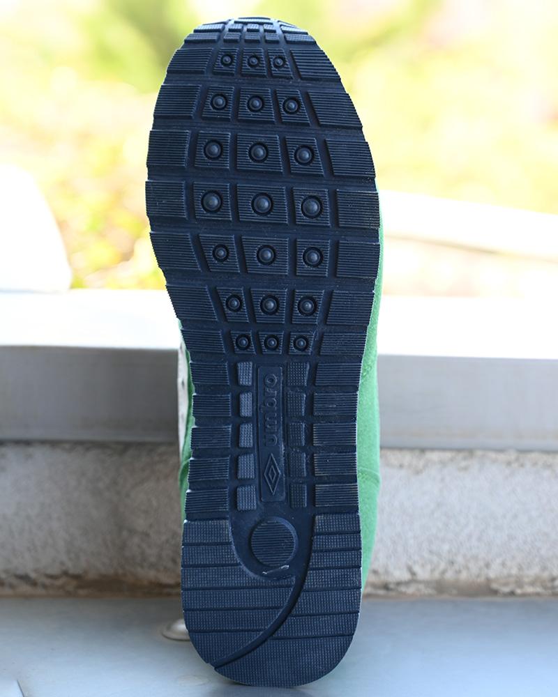 Umbro-Scarpe-Sportive-Sneakers-Footwear-Uomo-Verde-Flash-SD-lifestyle miniatura 3