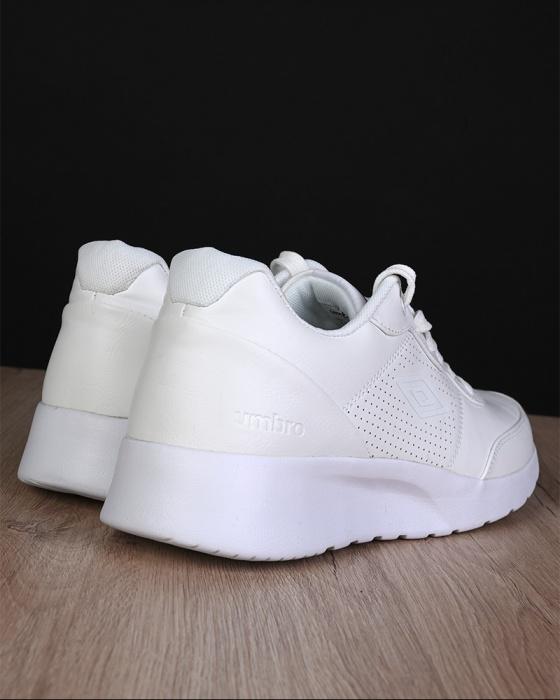 62f3340b0d75 ... Scarpe Sportive Sneakers Umbro ELY Total Bianco uomo - Sport Shoes  Sneakers Umbro ELY Total White ...