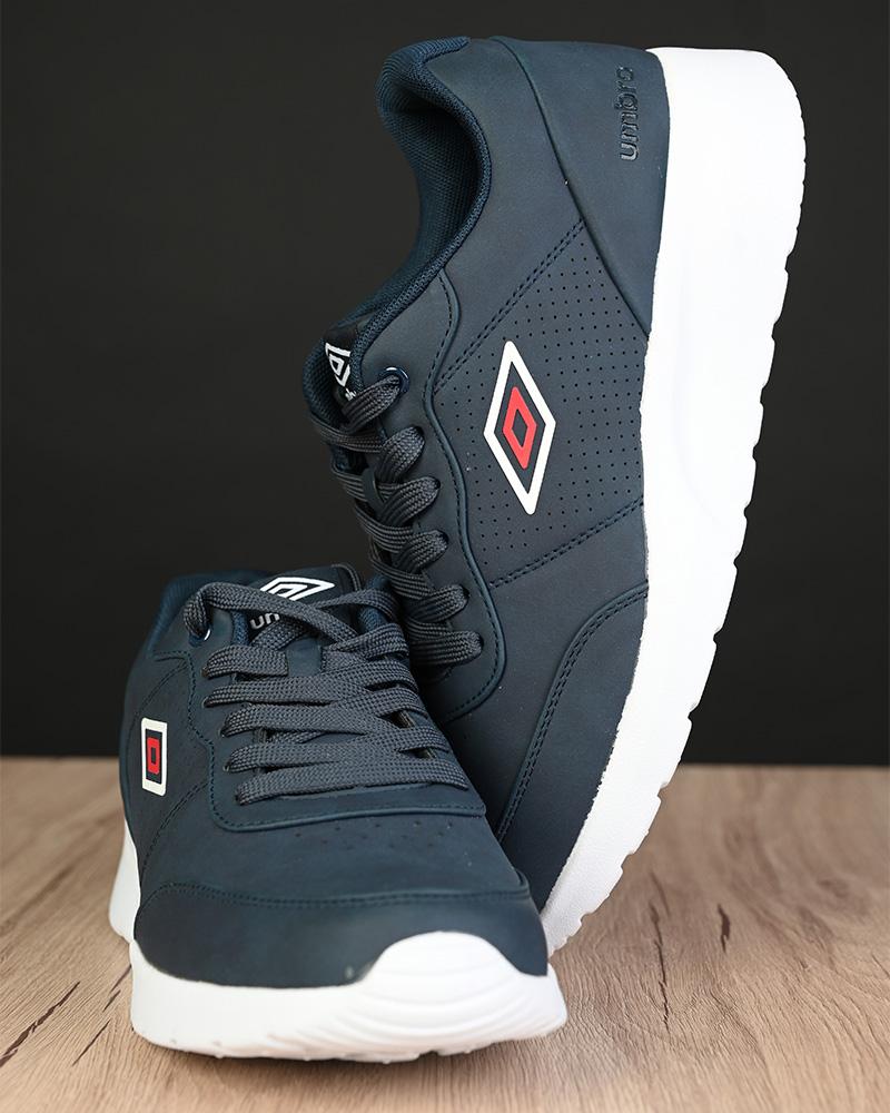 d41ca5a6efcc Umbro Scarpe Sportive Sneakers Sportswear ELY NBK Uomo Blu