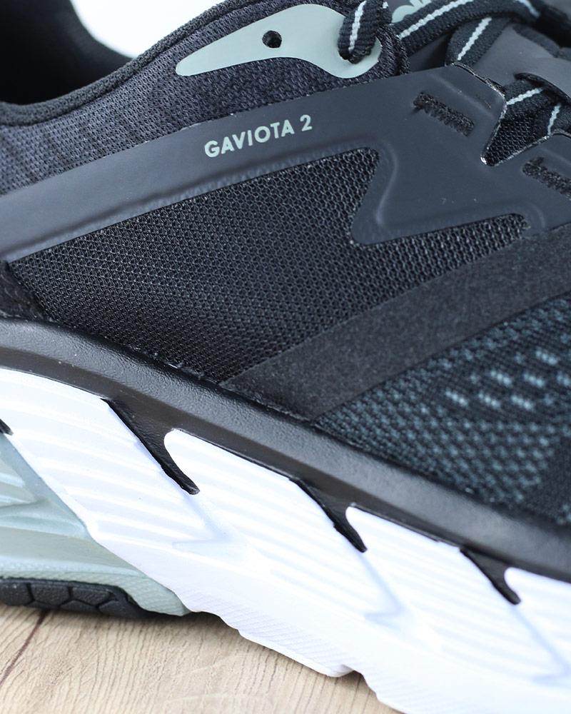 Hoka ONE ONE ONE ONE Scarpe Corsa Running scarpe scarpe da ginnastica GAVIOTA 2 Uomo Nero 21cf6b