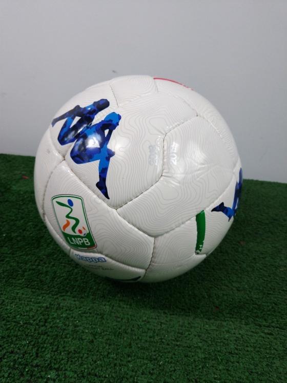 467a4b284b ... Pallone Calcio Kappa Serie B Replica 2018 19 bianco cucito a mano - Football  Ball Kappa