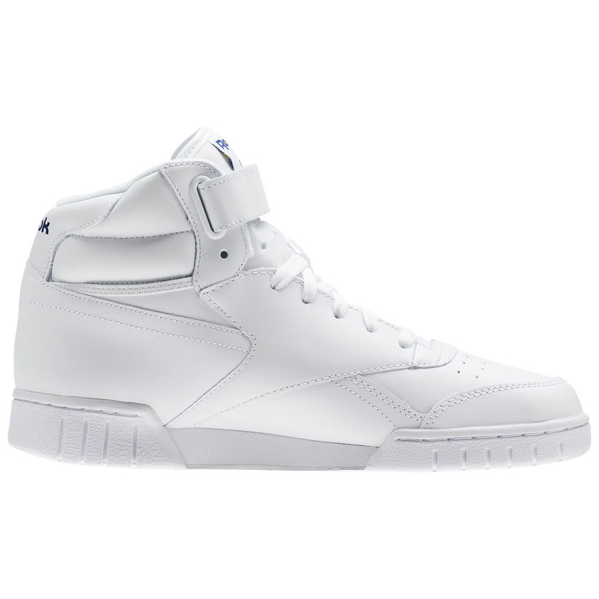 size 40 92a10 e6abd Details about Reebok Sneakers Shoes Trainers Schuhe Sport Classic White  EX-O-FIT HI