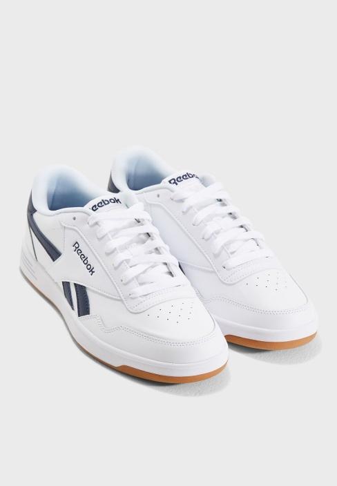 84cacbbef69c2 Scarpe Tennis Sneakers Reebok Royal TECHQUE T Uomo Bianco Originale pelle -  Sport Tennis Shoes Sneakers ...