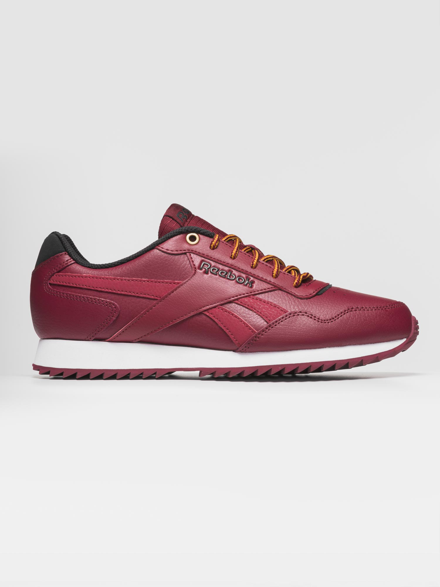 db9e20122e38 Reebok Sneakers Shoes Schuhe Sport Lifestyle Royal Glide Maroon