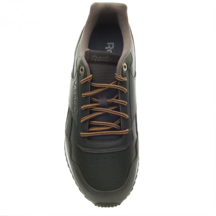 e3eea374bcc8 Scarpe Ginnastica Sneakers Reebok ROYAL GLIDE Uomo Verde Originale - Sport  boots shoes Sneakers Reebok ROYAL ...
