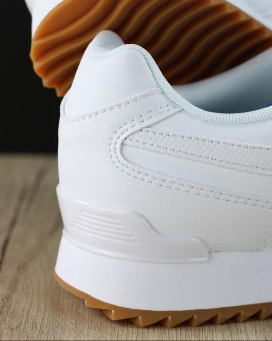 the best attitude 3b93f adf64 ... Scarpe Sportive Sneakers Reebok ROYAL GLIDE RIPPLE CLIP Uomo Bianco  Originale - Sport Shoes Sneakers Reebok ...
